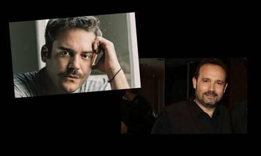Ο Κώστας Μακεδόνας και ο Πυγμαλίων Δαδακαρίδης στο «Σημείο Συνάντησης» της ΕΡΤ1