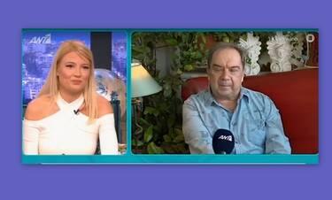 Σταμάτης Φασουλής:H ατάκα του on air για τη Σπυροπούλου και η σπόντα για τον Τρύφωνα Σαμαρά! (Video)
