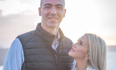Νικολαΐδης-Τσαμπάζη: Ήρθε στον κόσμο το δεύτερο παιδάκι τους - Όλες οι λεπτομέρειες (pics)