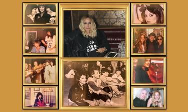Η... άλλη Άννα Βίσση! Οι παιδικές αναμνήσεις, ο Καρβέλας, η Σοφία και οι διάσημοι φίλοι της (Photos)