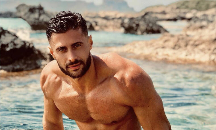 Κωνσταντίνος Βασάλος: Τα γυμναστήρια είναι κλειστά και ανακάλυψε τον τρόπο να διατηρεί το σώμα του