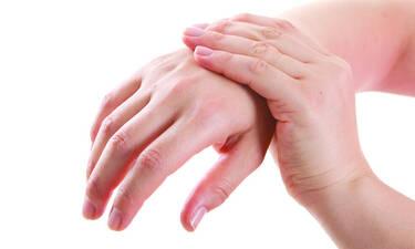 Ξέρεις γιατί μουδιάζουν τα χέρια και τα πόδια σου;