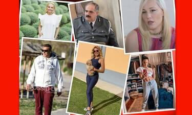 Ποιοι celebrities αδυνάτισαν εν μέσω καραντίνας και τι έκαναν για να χάσουν κιλά; (photos)
