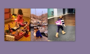Γιορτή της Μητέρας: Οι πιο όμορφες στιγμές της Σίσσυς Φειδά με την κόρη της! (Photos & Videos)