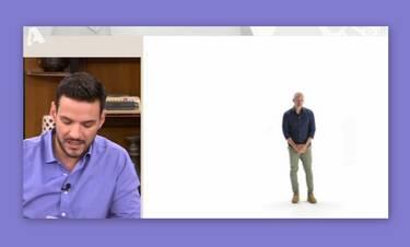 Καλύτερα δε γίνεται: Η απάντησή του Χρήστου Λούλη μετά το σάλο που δημιουργήθηκε για το σποτ (Video)