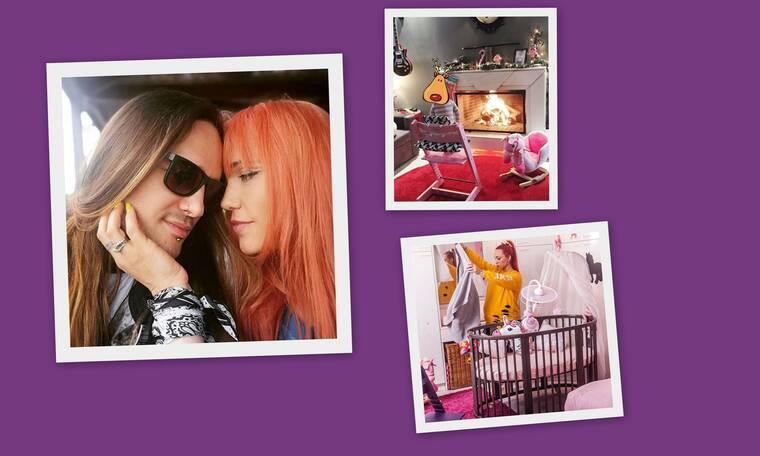 Αναστασοπούλου – Μπερνάντο: Το σπίτι του πιο rock ζευγαριού δεν είναι έτσι όπως το περιμένεις (Pics)