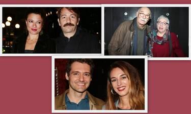 Εσύ το ήξερες; Αυτά είναι τα ζευγάρια Ελλήνων ηθοποιών που είναι παντρεμένα και δεν το θυμάσαι!