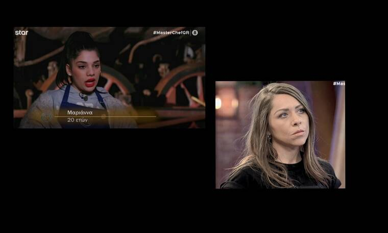 MasterChef: Η Κατερίνα Λένη αποχώρησε αλλά η Μαριάννα δεν έχασε ευκαιρία να την... «θάψει»