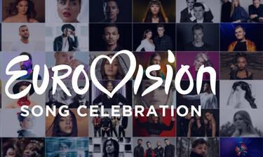 Eurovision 2020: Απόψε ο μεγάλος Α' Ημιτελικός των τραγουδιών που θα απολαύσουμε διαδικτυακά!