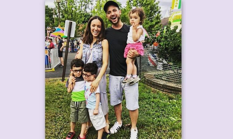 Διεθνής Ημέρα Οικογένειας: Η Καλομοίρα μας ξεναγεί στο σπίτι της & μας δείχνει οικογενειακές στιγμές