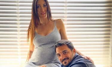 Φλορίντα Πετρουτσέλι – Άρης Γούτος: Δείτε πώς είναι το σπίτι τους λίγο πριν τον ερχομό του γιου τους