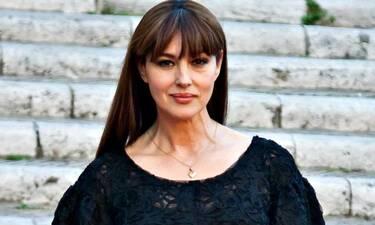 Η Μόνικα Μπελούτσι συγκινεί: «Νιώθω μία μεγάλη θλίψη»