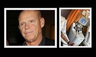 Στο νοσοκομείο ο Τζώννυ Καλημέρης μετά την περιπέτεια με τον κορονοϊό - Τι συνέβη; (Photos)