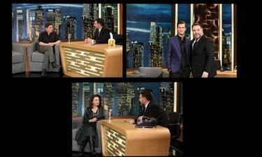 The 2Night Show: Ο Γρηγόρης Αρναούτογλου επιστρέφει απόψε με λαμπερούς καλεσμένους! (Photos)