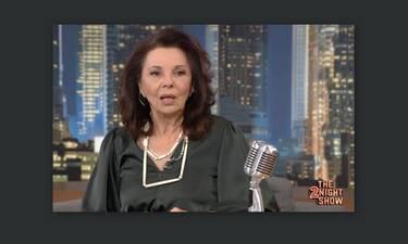 Μπέτυ Λιβανού: «Απέκτησα ξαφνική δημοσιότητα κι έγινα λίγο αγοραφοβική» (Video)