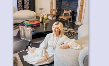 Marie Chantal: Δες το πριγκιπικό της σπίτι στη Νέα Υόρκη και θα ενθουσιαστείς (photos)