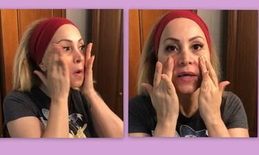 Ποιο lifting; Δες τι κάνει η Τέτα για τέλειο και ξεκούραστο πρόσωπο χωρίς ρυτίδες! (Photos-Video)
