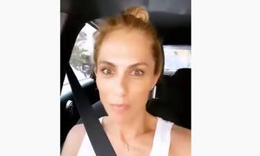 Ντορέττα Παπαδημητρίου: Αυτό είναι το πρόβλημα που αντιμετωπίζει μετά την καραντίνα! (Video)