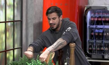Kitchen Lab: Τι νοστιμιές μαγειρεύει σήμερα ο Άκης Πετρετζίκης;