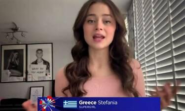 Eurovision 2020: Η εμφάνιση της Στεφανίας στο Europe Shine a Light και η υπόσχεση! (Photos-Video)