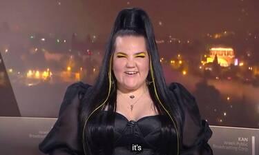 Eurovision 2020: Η μεγάλη έκπληξη της Netta στο Europe Shine a Light (Photos-Video)