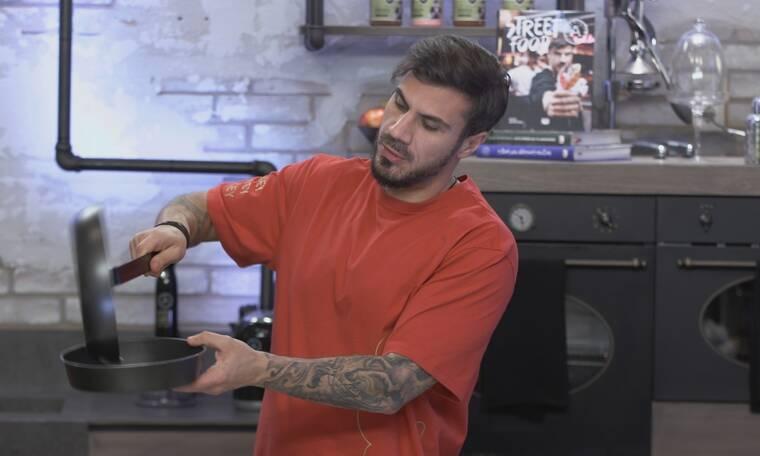 Kitchen Lab: Τι καλό μαγειρεύει σήμερα ο Άκης Πετρετζίκης;
