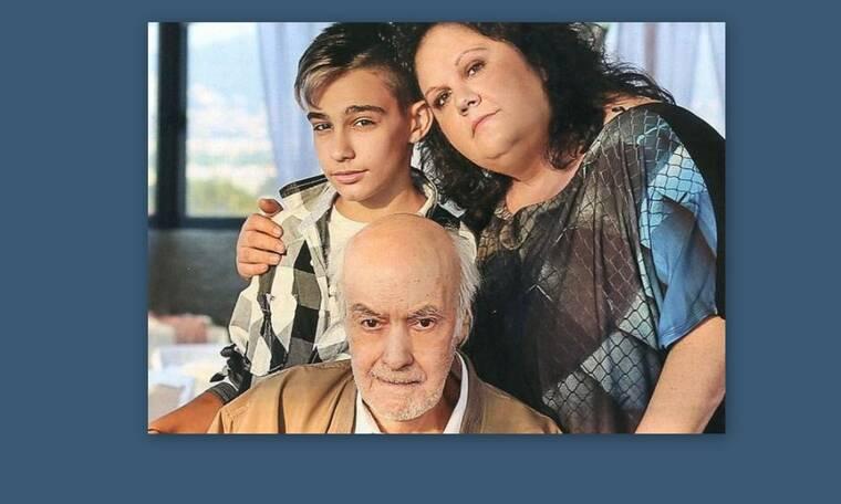 Ανδρέας Μπάρκουλης: Ο γιος του αξέχαστου ηθοποιού μεγάλωσε και πάει φαντάρος!