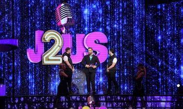 J2US: Η μεγάλη αλλαγή στο λαμπερό σόου που δεν περιμέναμε! (photos)