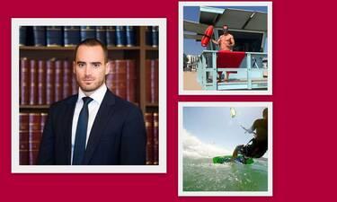 Χάρης Αναγνωστόπουλος: Θα πάθεις πλάκα με τις φωτό του δικηγόρου του DEAL! Γυμνασμένος και κούκλος!
