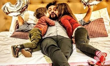 Μελέτης Ηλίας - Θέμιδα Βουτσινά: «Τρυπώσαμε» στο σπίτι του ζευγαριού! Και είναι υπέροχο! (photos)
