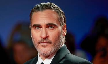 Joaquin Phoenix: Θα γίνει για πρώτη φορά μπαμπάς – Oι πρώτες πληροφορίες