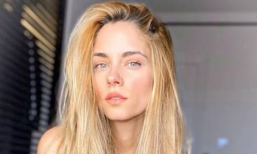 Δούκισσα Νομικού: Έχεις ανοιχτόχρωμα μάτια; Δες το μακιγιάζ που προτείνει και θα σε φωτίσει κι άλλο