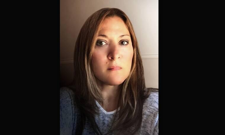 Η Μαρία Σαγανά διευθύντρια προγράμματος του Οpen