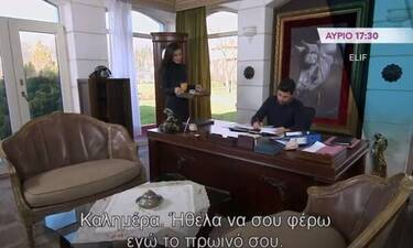 Elif: Η Αρζού δηλητηριάζει ξανά τον Ουμίτ; (Video)