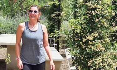 Τσαπανίδου:Αποκάλυψε με τον πιο συγκλονιστικό τρόπο το ατύχημα της:«Το πιο φρικτό κρακ της ζωής μου»