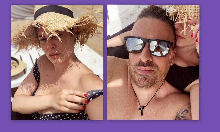 Γιάννης Αϊβάζης – Μαρία Κορινθίου: Η κόρη τους είναι μια κουκλίτσα! Δες σπάνιες φωτό της! (Photos)