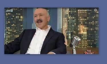 Παύλος Ορκόπουλος: Δεν πάει ο νους σας τι γράφει το ραβασάκι που αφήνει κάθε πρωί στη γυναίκα του