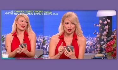 Φαίη Σκορδά: Το ξαφνικό τηλεφώνημα του μεγάλου της γιου και ο διάλογος on air! (Video)