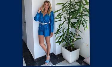 Κωνσταντίνα Σπυροπούλου: Η Queen Dina έβαλε στο σαλόνι της τον πίνακα που περιμέναμε! Δες τον!
