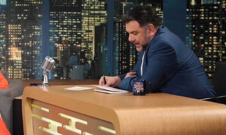 The 2night show: Δυο εξαιρετικοί καλεσμένοι απόψε στο πλατό του Γρηγόρη Αρναούτογλου