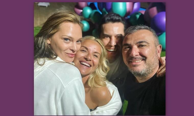 Ρέμος - Μπόσνιακ: Στιγμιότυπα από το πάρτι για την γιορτή της πεντάχρονης κόρης τους!