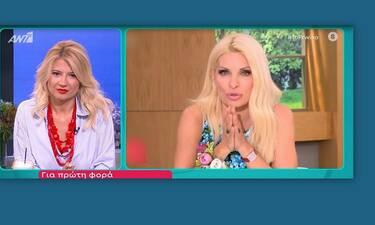 Σκορδά για Μενεγάκη: Η ατάκα της on air που θα συζητηθεί! (Video)