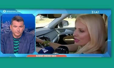 Λιάγκας: «Αν η Ελένη είχε μια πρόταση αντίστοιχου οικονομικού μεγέθους, δεν θα σταματούσε»!