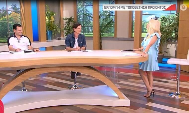 Ελένη Μενεγάκη: «Παγωμένοι» οι συνεργάτες της στην πρώτη εκπομπή μετά την ανακοίνωσή της!