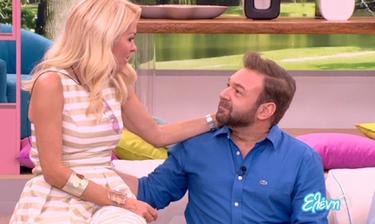 Ο Μάκης Πουνέντης για την Ελένη Μενεγάκη στο gossip-tv: «Με βοήθησε πολύ να επανέλθω στα πράγματα»