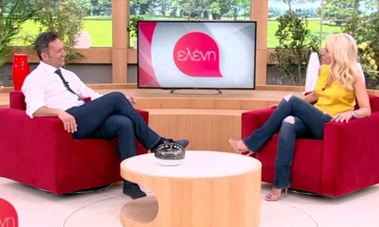 Τ. Παπαλαζάρου για Μενεγάκη στο gossip-tv: «Αν και είχαμε και κακές στιγμές η επίγευση είναι θετική»