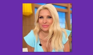 Παρουσιάστρια έστειλε μήνυμα on air στη Μενεγάκη:«Ελένη σ' αγαπώ! Πού πας; Δε σε έχουμε χορτάσει»!