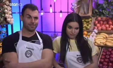 MasterChef 4: Κίνηση στρατηγικής η σχέση Μαρίας και Μπέλλου; Η αποκάλυψη για το φλερτ (video)