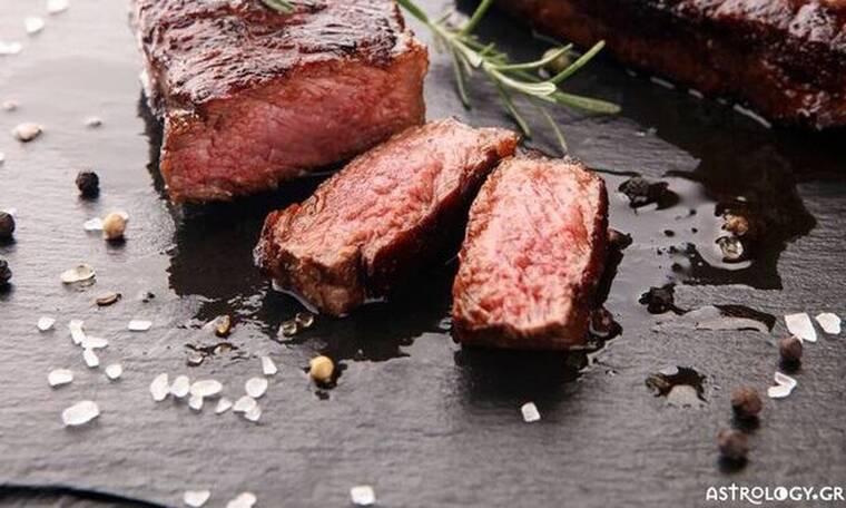 Μήπως είδες στο όνειρό σου κρέας;