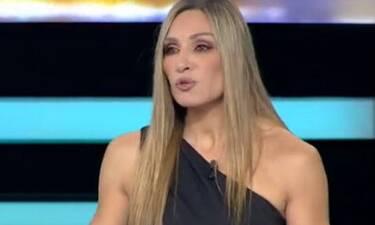 Ελένη Πετρουλάκη: Αυτή είναι η πιο αστεία στιγμή που έζησε στον Πρωινό Καφέ
